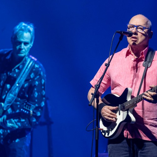 Photo Story: Mark Knopfler in concert in Budapest