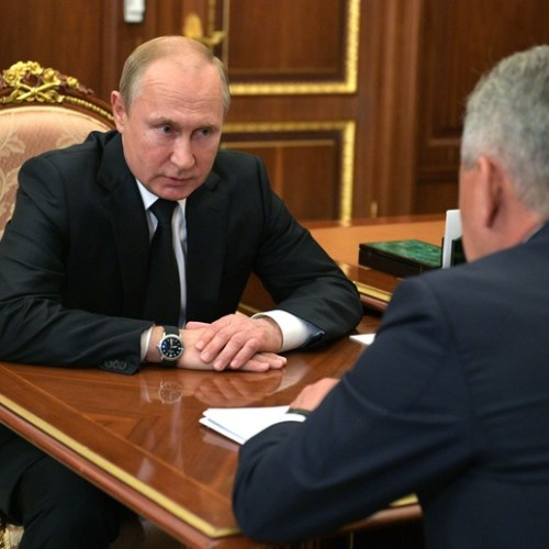 Putin confirms submarine which suffered fatal fire incident was a nuclear one