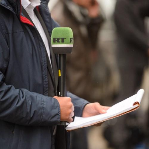 RT and Sputnik denied press passes for inaugural UK global media freedom conference