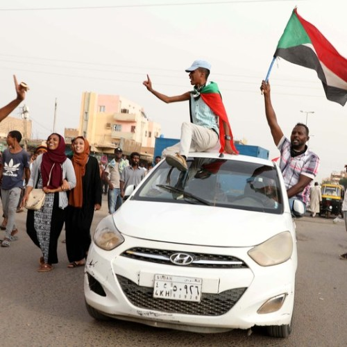 Military and opposition in Sudan agree transition deal