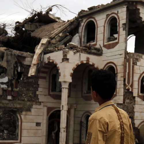 Photo Story: Daily life in Sana'a
