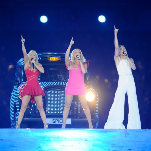 The Spice Girls are reportedly working on new music