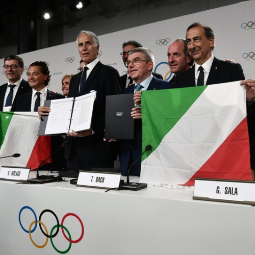 UPDATED – Cabinet approves decree guaranteeing CONI's independence as Italy risked Olympic Games exclusion