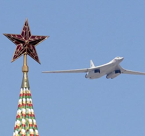 Russian nuclear-capable TU-160 bombers deployed near US border
