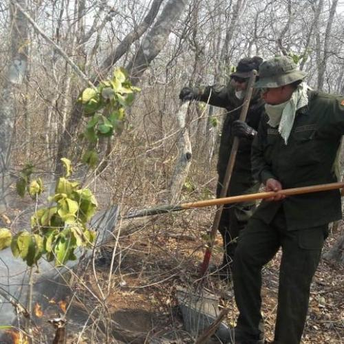 Bolivia also under threat from rapidly spreading fires