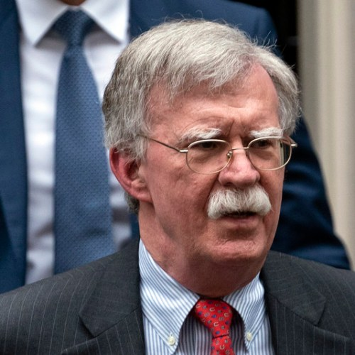 Bolton courts Britain with a trade deal talk