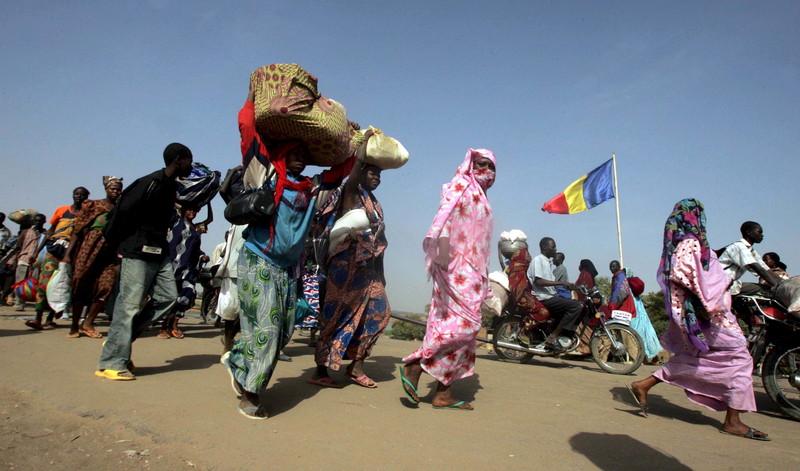 Chad shuts down border with Libya