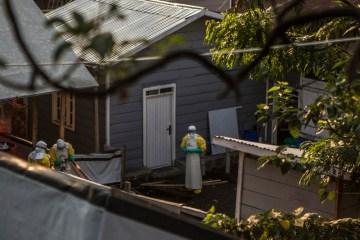 Rwanda shuts border with DR Congo to stop spread of Ebola