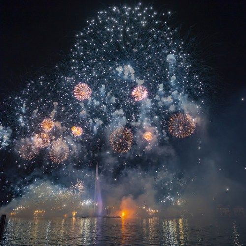 Photo Story: Fireworks rule the night from Poland to Singapore