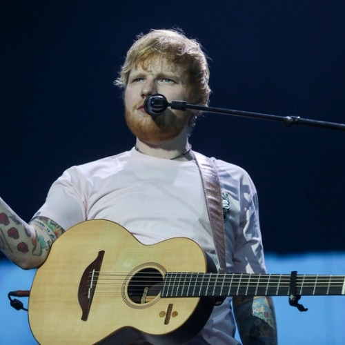 Ed Sheeran working on new music