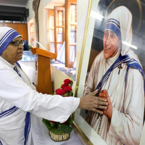 Photo Story: Mother Teresa remembered on the anniversary of her birth
