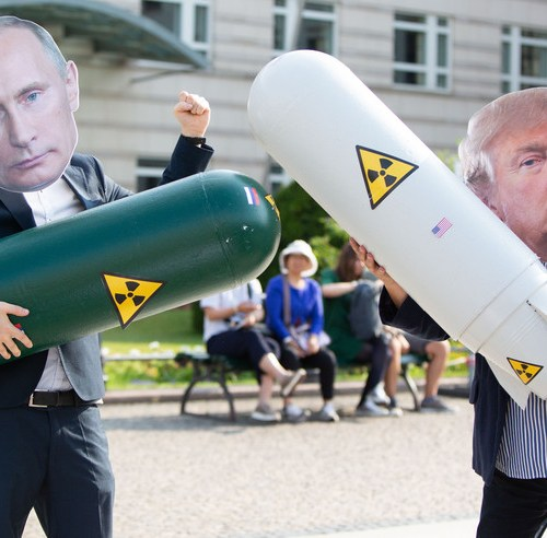 Landmark INF nuclear arms treaty is history: What now?