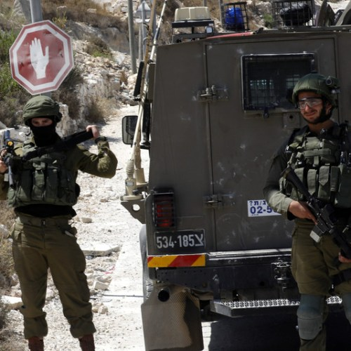 Israeli Soldier found stabbed to death outside West Bank settlement