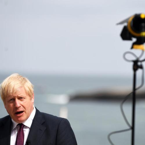 Boris Johnson informs Erdogan about G7 summit outcomes