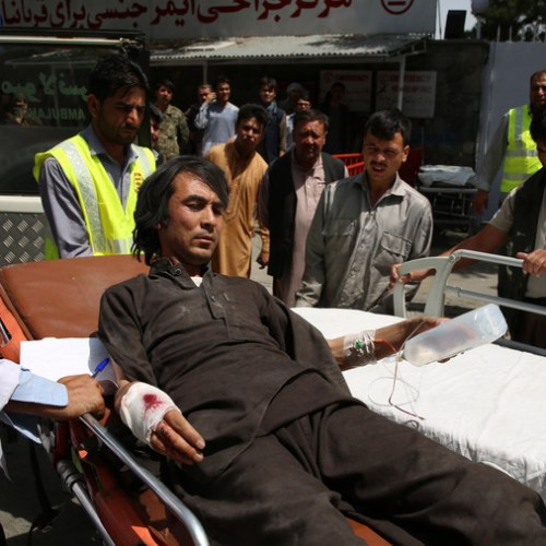 Several killed, over 30 injured in Kabul explosion