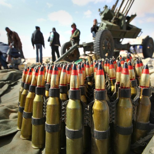 Libya's U.N.-backed government increases defence spending