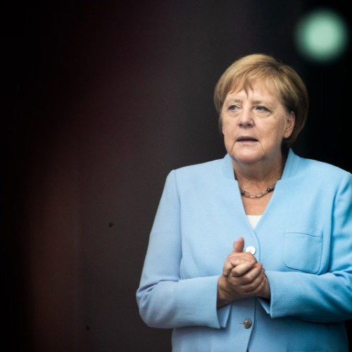 Merkel calls for restarting EU migrant rescue mission, emphasizes need to fix root cause of migration