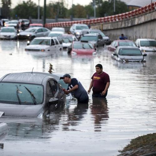 Photo Story: Tropical Storm Ivo wreaks havoc in Monterrey, Mexico