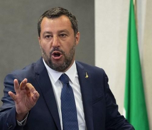 Italy's Euro Zone membership is irreversible – Matteo Salvini