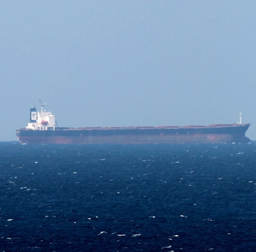 Transfer of Russian oil to Venezuela off Maltese coast