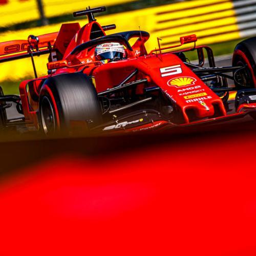 Leclerc and Vettel secure a Ferrari 1 – 2 start in Belgium's F1 race