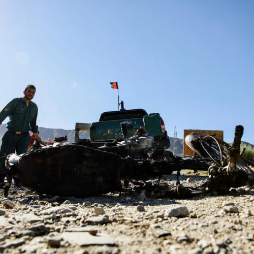 Deadly Taliban attack 'destroys' hospital
