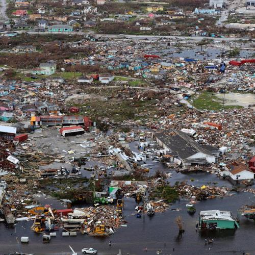 Death toll in the Bahamas expected to be high, hundreds, possibly thousands, are still missing