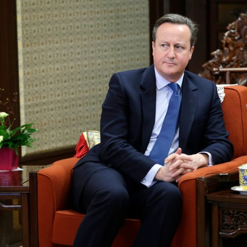 Ex British PM Cameron opens up on Brexit