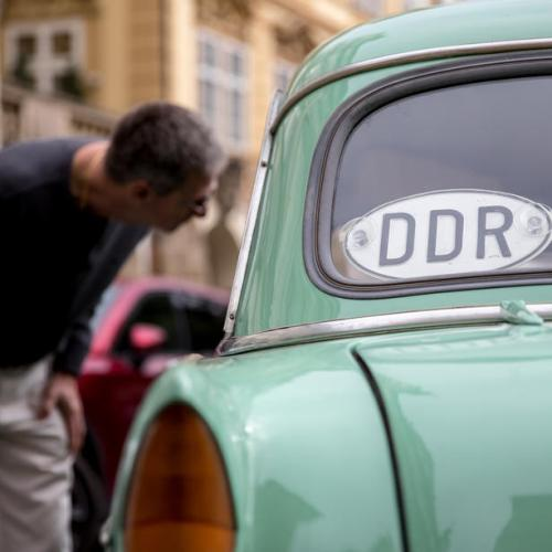 30th anniversary of East German exodus into West German embassy in Prague remembered