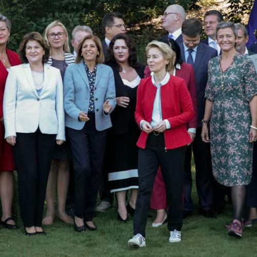 Photo Story: First Seminar of Nominated European Commissioners