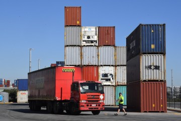 Japan's service prices creep up as freight costs pinch firms