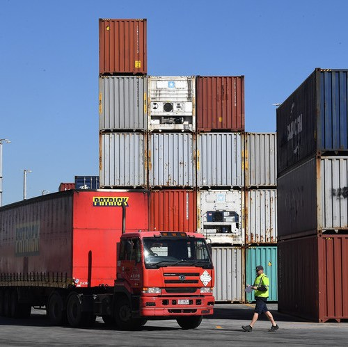 """January a """"grace period"""" to fine-tune post-Brexit procedures, Belgian port boss says"""