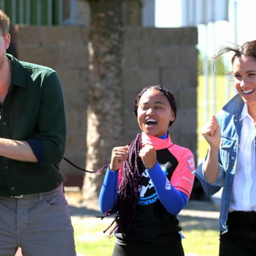 Photo Story: Duke and Duchess of Sussex on royal tour of South Africa