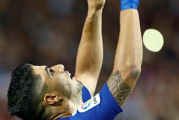Luis Suarez Italian citizenship exam rigged, prosecutors say