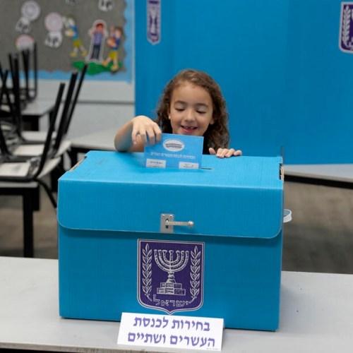 Israel election underway