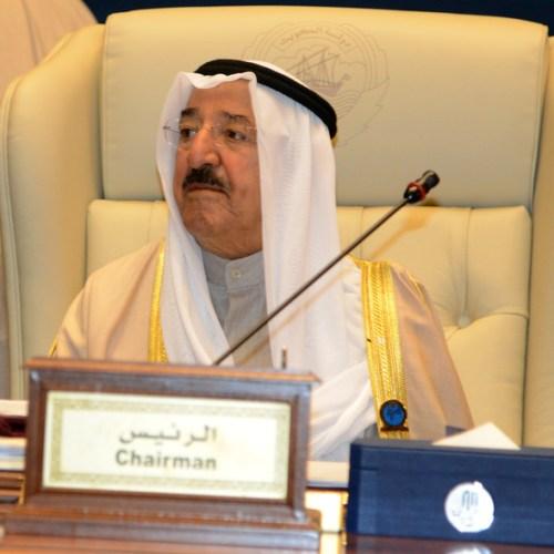 Kuwait's emir leaves U.S. hospital