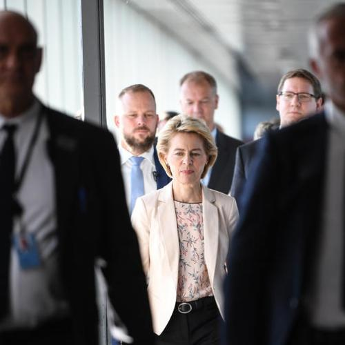 Von der Leyen facing revolt over commissioner's 'Protecting European Way of Life' title