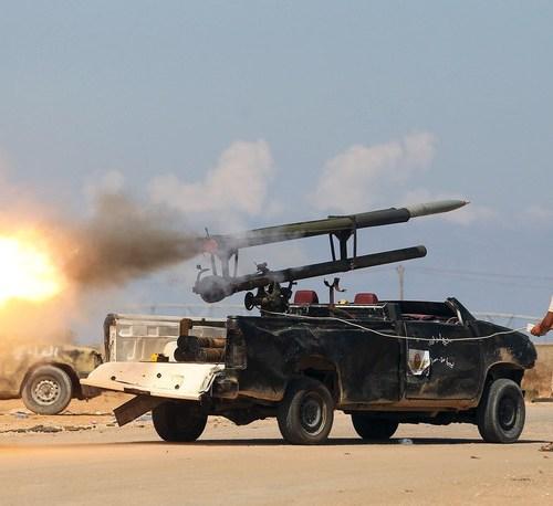 Renewed fighting in southern Tripoli
