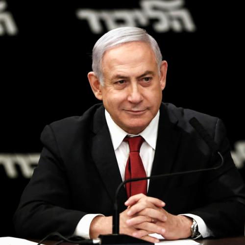 Benjamin Netanyahu calls for unity government