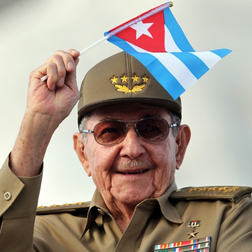 The US bans former Cuban President Raul Castro from entry
