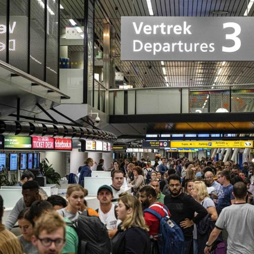 Schiphol hit by delays and cancellations due to KLM ground crews strike