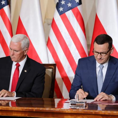 Poland and USA sign 5G network security agreement