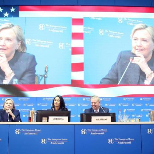 Trump turned American diplomacy into cheap extortion racket – Hillary Clinton