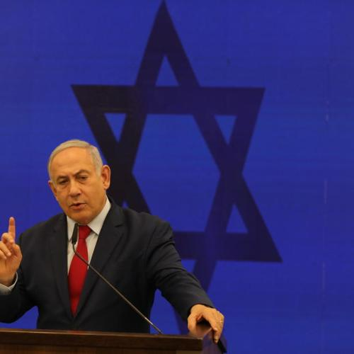 Netanyahu vows to annex Jordan Valley, West Bank settlements if elected