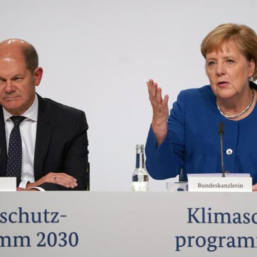 Germany introduces new climate-rescue package