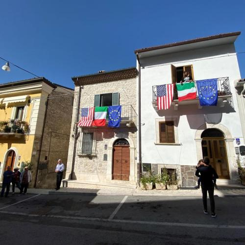 Pompeo to visit ancestral home in Pacentro in Italy