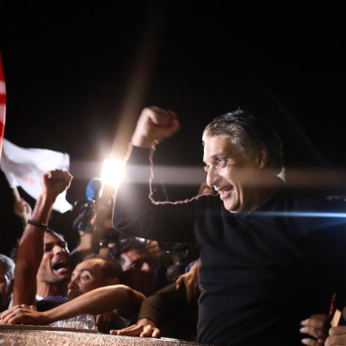 Tunisia court orders release of presidential candidate Nabil Karoui