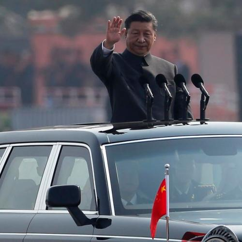 Chinese President issues stern warning on efforts to divide the country