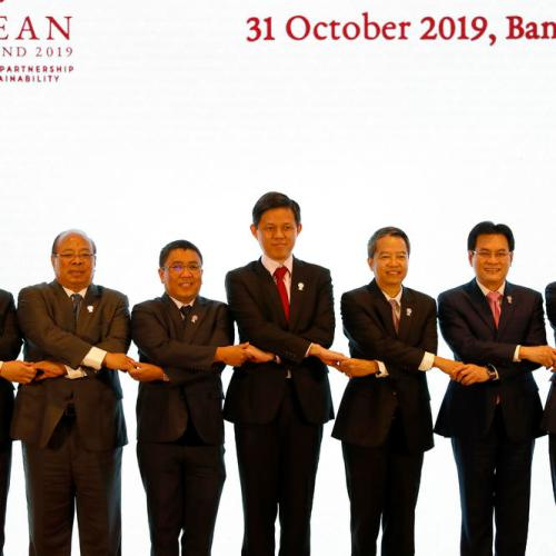 The 35th ASEAN Summit and Related Summits, in Bangkok