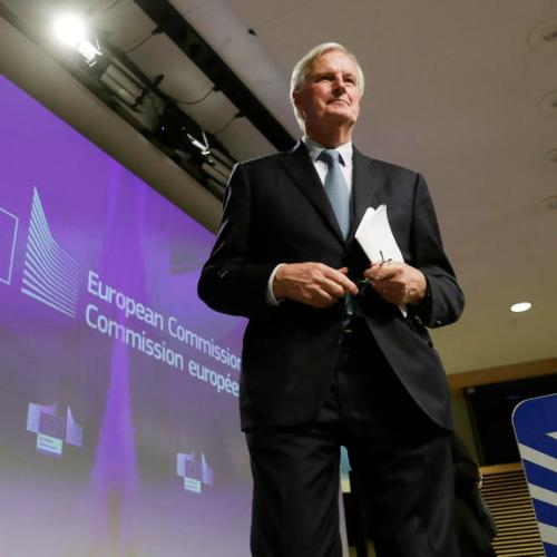 Brussels insists business as usual amid Brexit delay request from UK